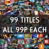 99 titles for 99p!