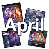 April at Big Finish
