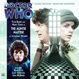 Fourth Doctor and Romana Cover Revealed