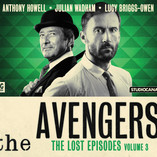 The Avengers - The Lost Stories: Volume 3 - Out Now!