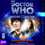 Doctor Who: Babblesphere Out Now!