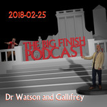 2018-02-25 Dr Watson and Gallifrey