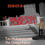 2018-03-18 Tim McInnerny and The Omega Factor