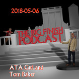 2018-05-06 ATA Girl and Tom Baker