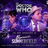 Bernice Summerfield Returns in June - With The Doctor, Ace and Daleks!