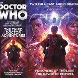 Doctor Who: The Third Doctor Adventures - Cover Revealed
