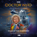 Sixth Doctor vs Cybermen