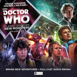 Coming Soon - Doctor Who: Classic Doctors New Monsters 2!