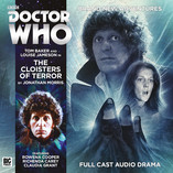 Doctor Who - The Fourth Doctor Adventures: The Cloisters of Terror Cover