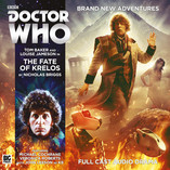 Doctor Who - The Fate of Krelos Cover