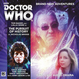 Doctor Who: The Pursuit of History & Casualties of Time – Coming Soon