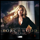 For Queen and Country - Tracy-Ann Oberman joins Torchwood!