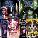 Doctor Who – Special Offers on the Top 20 Main Range Titles!