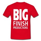 Big Finish on Spreadshirt