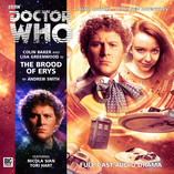 Sixth Doctor and Flip in The Brood of Erys