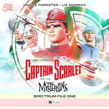 Captain Scarlet and the Mysterons - The Spectrum Files