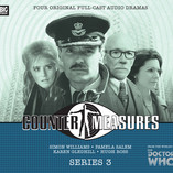 Big Finish's Doctor Who spin-off Counter Measures series 3 Released!