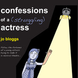 Confessions of a (Struggling) Actress Book