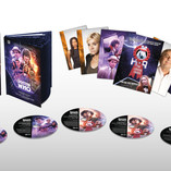 Doctor Who: Novel Adaptations 2 - Packshot Released