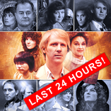 5th Doctor Offer - Time is Running Out!