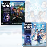 Doctor Who - December Novel Adaptations