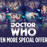 Doctor Who: Even More Special Offers!