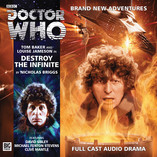 Doctor Who: Destroy the Infinite and The Elixir of Doom Covers Released