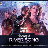 Doctor Who: The Diary of River Song – Series 1 Cover Revealed