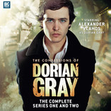 The Confessions of Dorian Gray: New Covers!