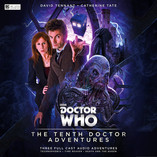 Doctor Who: The Tenth Doctor Adventures – Read the Reviews!