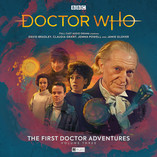 First Doctor Adventures Volume 3 story details