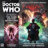 Out Now - The Third Doctor Adventures Volume 3