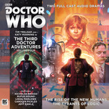 Third Doctor cover art and trailer