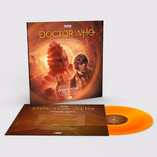 Doctor Who Zygon Hunt on vinyl