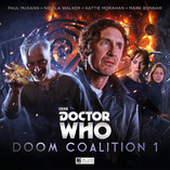 Praise for Doctor Who: Doom Coalition 1