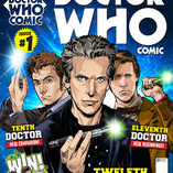 Doctor Who Comic #1 - Out Today!