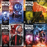 Doctor Who - Early Adventures Series 3 Covers