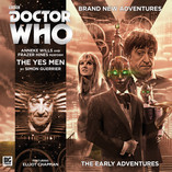 Coming in September - Doctor Who: The Yes Men