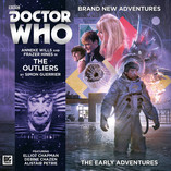 Out today: Doctor Who - The Early Adventures: The Outliers