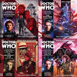 Doctor Who - Main Range Covers