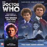 The Listeners – Doctor Who: The Wrong Doctors for just £2.99
