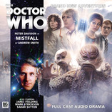 Doctor Who: Mistfall - Cover Revealed!