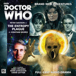 Cover Unveiled for Doctor Who - The Entropy Plague