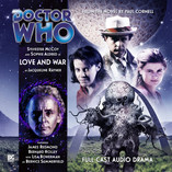 The Listeners – Doctor Who: Love and War for just £2.99