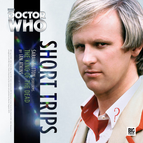 Doctor Who - The King of the Dead - Ian Atkins