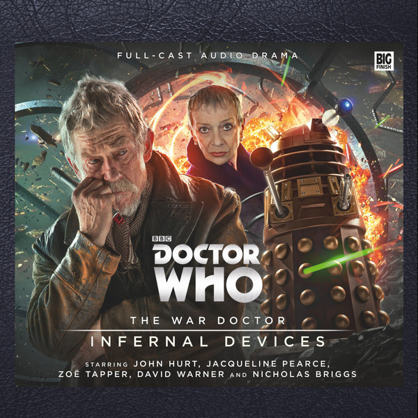 Doctor Who: The War Doctor Vol. 2 Cover