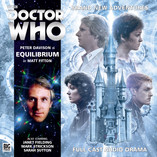 Doctor Who: Equilibrium - Cover Released!