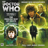 Doctor Who: The English Way of Death - cover released!