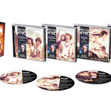 Fifth Doctor Box Set - Pack Shot Revealed