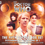 Doctor Who - The Fifth Doctor Boxed Set released